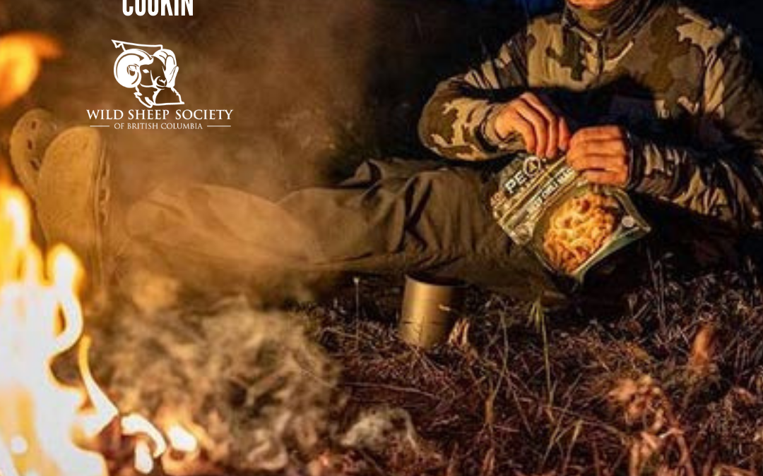 EP 20: Backcountry cooking, with Kristen Bullock & Mike Kirk